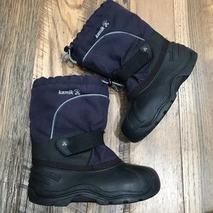 Kamik Winter Snow boots boy 1